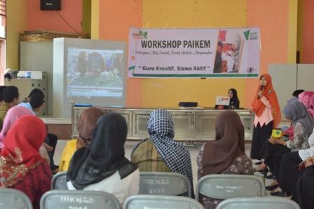 School of Master Teacher Berbagi di Barru