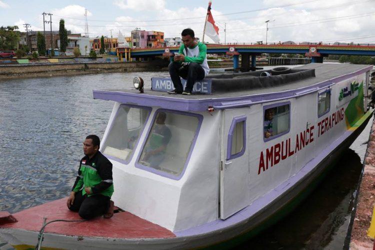 Ambulance Terapung Dompet Dhuafa Untuk Pemerataan Pelayanan Kesehatan di Pulau-Pulau Terpencil