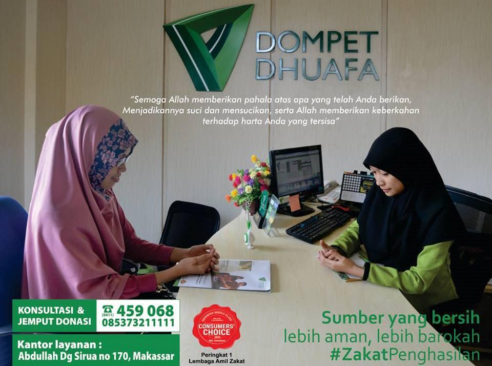 kantor-dompet-dhuafa-sulsel