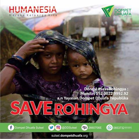save-rohingya