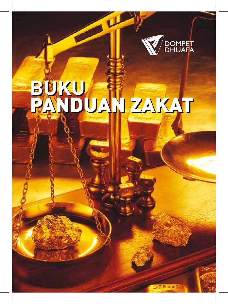 Download Buku Panduan Zakat