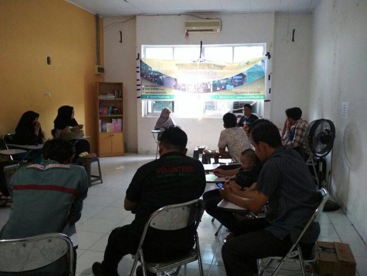 Dompet Dhuafa Volunteer (DD Volunteer) Sulsel Gelar Tudang Sipulung Volunteerisme