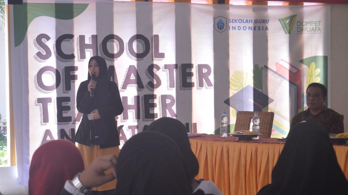 School Of Master Teacher Dompet Dhuafa Sulsel Hadir di Polman