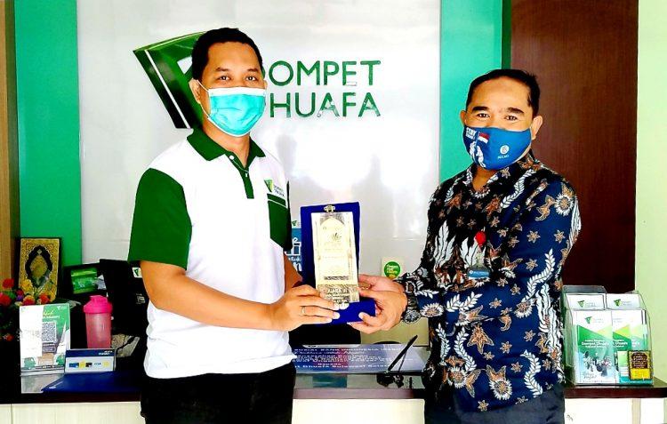 Dompet Dhuafa Terpilih sebagai LAZ Unggulan di Sulawesi Selatan