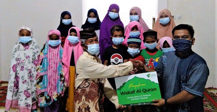 Dompet Dhuafa Sulawesi Selatan Sedeqah Al-Qur'an Ke Pedalaman Luwu Utara