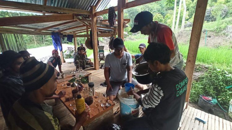 Dompet Dhuafa Sulsel Lakukan Pelatihan Pembuatan Pupuk Hayati