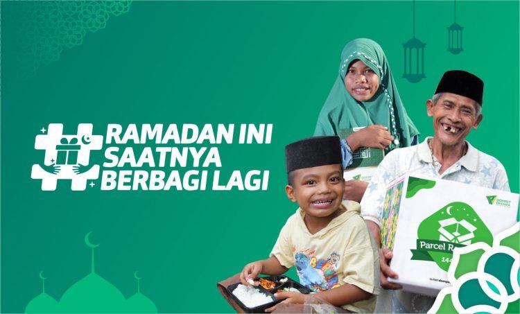 Ramadan Ini Saatnya Berbagi Lagi