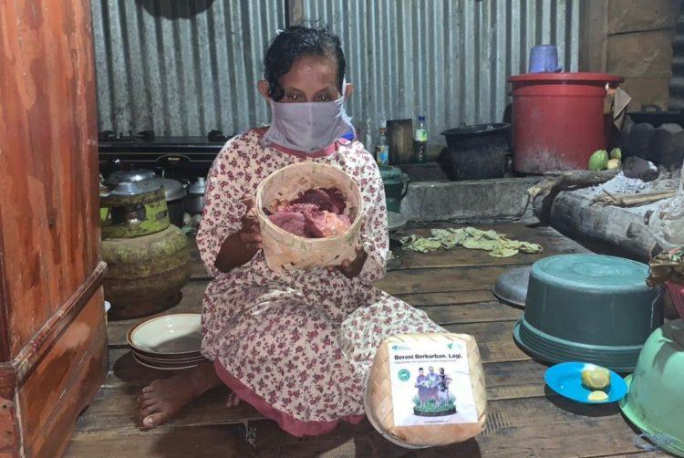 Kurban Untuk Pelosok, Buruh Tani Di Desa Sawaru.