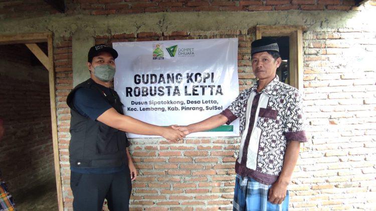 Dompet Dhuafa Bantu Petani di Pelosok Pinrang Kembangkan Potensi Kopi